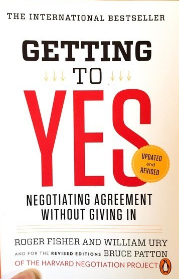 Serious about negotiating fair and square? Then read this.