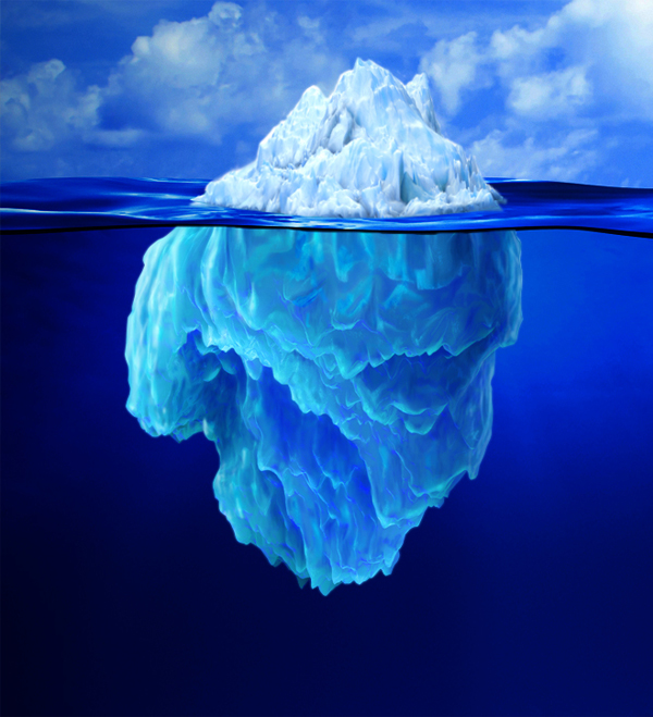 The Iceberg principle